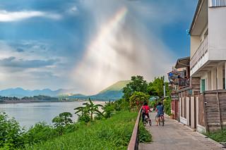 Crazy rainbow