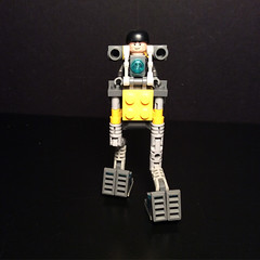 Lego Mech Walker (alegoloser) Tags: lego mech walker machine creation