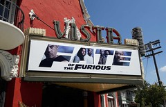 Entertainment, Fate of the Furious, Marquee