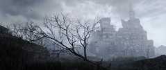 """Postcards from dead city"" # 2 (Pheabus2K9) Tags: metroredux metrolastlight moscow ruin postapocalypse city monochrome reshade"