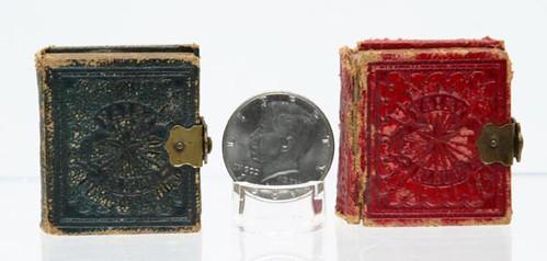Mini Tintype Albums ($145.60)