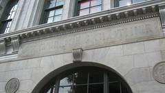 Strawbridge & Labelscar (PlazaACME) Tags: gallery philadelphia mall closed closing strawbridgeclothier