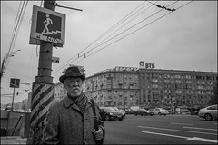 8_DSC1648 (dmitryzhkov) Tags: moskva moscow russia arbat crossing crosswalk old oldman oldpeople beard eye eyes eyecontact contact motion movement walk walker walkers pedestrian pedestrians sidewalk sony alpha black blackandwhite bw monochrome white bnw blacknwhite bnwstreet day daylight one art city europe documentary journalism street streets urban candid life streetlife citylife outdoor outdoors streetscene close scene streetshot image streetphotography candidphotography streetphoto candidphotos streetphotos moment light shadow people citizen resident inhabitant person portrait streetportrait candidportrait unposed public face faces look