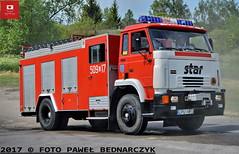 509[L]17 - GBA 2,5 Star 1142/Stolarczyk - OSP Markuszów (Pawel Bednarczyk) Tags: 509l 509l17 lpu14fu gba star 1142 stolarczyk markuszów wąwolnica puławy puławski lubelskie lubelszczyzna straż osp ochotnicza firedepartment firebrigade truck