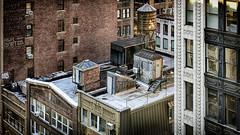 NY Chelsea (stega60) Tags: backyard roof hinterhof newyork chelsea ny street house hdr stichedpanorama stega60