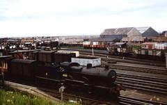 ck Fraserburgh late 1950'ss065 (Ernies Railway Archive) Tags: gnsr lner scotrail fraserburghstation