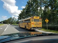 Ex-Polk District Schools #0139 (abear320) Tags: school bus florida polk district schools thomas saftliner er