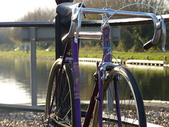1962 Dawes Chic Alors (velosix) Tags: dawes chicalors model100 1962 birmingham tyseley vintage bicycle steel classiclightweight
