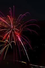 21 (morgan@morgangenser.com) Tags: pacificpalisaddes beach belairbayclub blue celebrate fireworks color iso100 july3rd loud nikon night ocean orange pch people red reflection special spectacular streaks timeexposire tripod yellow amazing