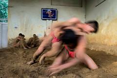 Kushti (Ashmalikphotography) Tags: dangal kushti pehalwans akhara freestylewresting desi bajrangbali saffron color