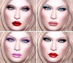 Makeup Monday Cosmetic Fair June 2017 (kirstentacular) Tags: amarabeauty arte catwa cosmeticfair cosmeticsfair laboheme magika makeup makeupmonday mila pout studioexposure video zibska