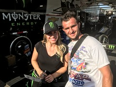 With, Brittany Force, Monster, Top Fuel, Dragsters  2017, NHRA, Nationals, at, Route 66, drag way, 7/8/2017, with my son, Freddie, and my son in law, Dimitri, (Picture Proof Autographs) Tags: with brittanyforce monster topfuel dragsters2017 nhra nationals route66 dragway 782017 withmyson freddie andmysoninlaw dimitri nhranationals2017route66dragstripdragwaydragsterddragsterstopfuelfunnycarprostockhotwheelstommcewinnmongoosepapajohnspapajohnspizza