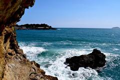 Lerici's landscape (Tiny Raissa) Tags: lerici nikon d3300 landscape sea tuscany italy spezia golfo dei poeti