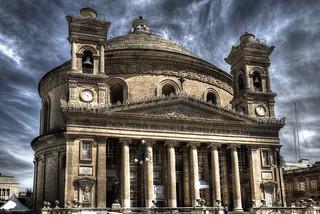 Rotunda Malta -  Exterior
