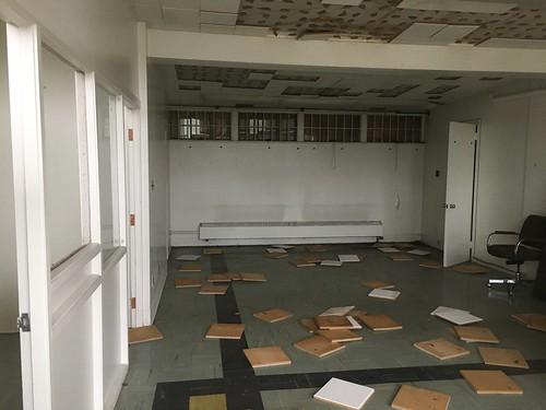 Riverview Hospital Site, Inside Tuck Shop
