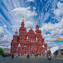 Moscow Squared (Stuck in Customs) Tags: moscow russia stuckincustomscom treyratcliff hdr hdrphotography aurorahdr 80 80stays rcmemories airnzphotocontest interflixcontest flixbus