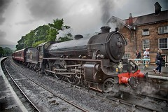 B1 No 61264 (Silver Link) Tags: thompson b1 class grosmont station nymr yorkshire 76079