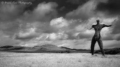 The Wickerman (.Brian Kerr Photography.) Tags: wickerman dumfriesandgalloway kirkcudbright landscapephotography mono blackandwhite clouds sony a7rii outdoor outdoorphotography visitscotland scotland scottishlandscapes scottish scottishborders history