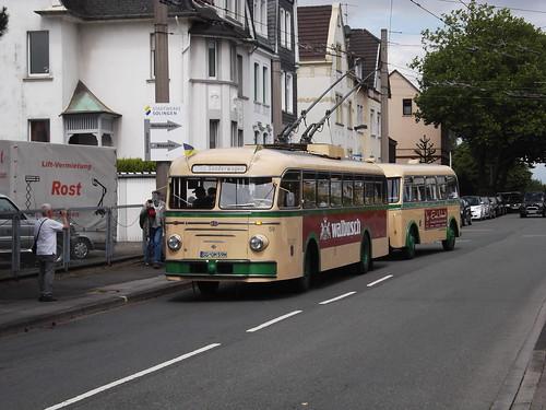 65 Jahre Obus in Solingen