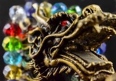Olho do dragão / Dragon eye (jadc01) Tags: d3200 nikon nikon1855mm art souvenir home lifestyle decoration dragon bijou monster depthoffield bokeh macro closeup detail