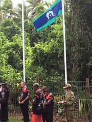 """Eddie Koiki Mabo grave site, Mabo Day, 03/06/17 • <a style=""""font-size:0.8em;"""" href=""""http://www.flickr.com/photos/33569604@N03/35169612382/"""" target=""""_blank"""">View on Flickr</a>"""