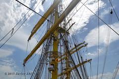 El Velero Rumano Mircea es un velero del tipo barca de tres mástile  (12) (javier_cx9aaw) Tags: elero rumano mircea