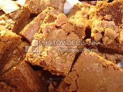 Bolo Integral de Castanha (PHOTOVIDEOBANK) Tags: bolointegral bolodecastanha bolo bolos açúcarmascavo pedaço de