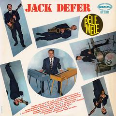 Jack Defer - Pêle mêle (oopswhoops) Tags: vinyl album french instrumental popcorn germinal
