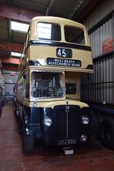 JOJ 533 (markkirk85) Tags: wythall transport museum bus buses guy arab iv metro cammell birmingham corporation new 81950 2533 mccw mcw joj 533 joj533