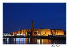 Albert Dock (coulportste) Tags: liverpool albert dock buildings