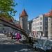 Viru Gate In Tallinn City