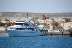DSC_0216 (russellfenton) Tags: egypt marsaalam nikon nikon7200 7200 corayabeach steigenberger snorkelling sea boat