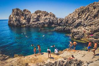 Travel - Bagni - Capri - Italy