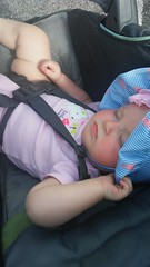 """Dani Falls Asleep in Her Stroller • <a style=""""font-size:0.8em;"""" href=""""http://www.flickr.com/photos/109120354@N07/35311299600/"""" target=""""_blank"""">View on Flickr</a>"""