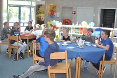 Verjaardag Juf van Eck loevestein 036