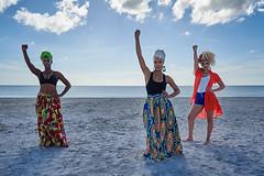 Aquisha, Denise, and Brittany (Eric Adeleye Photography) Tags: ericadeleyephotography erichadeleye ericadeleye eaphoto eaphotography eha1990 blackops phillyflow teamadeleye nikond810 nikon d810 flashpros tribal african
