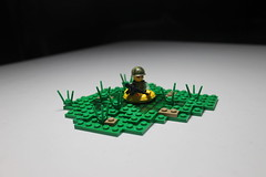 Vietnam ([C]oolcustomguy) Tags: vietnam lego brickarms brick arms citizen citizenbrick swamp
