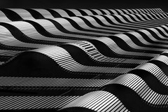 ...cityshaping II... (*ines_maria) Tags: cityscape city monochrome vienna skyscraper urban urbanart citygatetower architecture architektur bw blackandwhite blancetnoir panasonicdmxgx8 urbanlandscape black blacksky abstract waves light