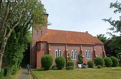2017-06-02 06-18 Niedersachsen 116 Wangerooge, evangelische Kirche