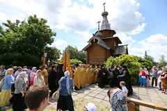 092. The Feast of All Saints of Russia / Всех святых Церкви Русской 18.06.2017
