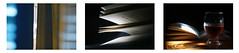 Les volets fermés (martine_ferron) Tags: volet chaleur livre lecture