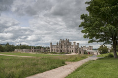 Lowther Castle, Cumbria. (miketonge) Tags: lowthercastle lowther lonsdale castle stately home gardens cumbria penrith