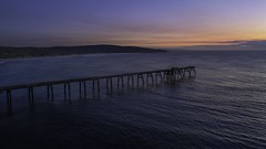 Catherine Hill Bay (terravisualsterravisuals) Tags: sunrise beach coast dji drone catherinehillbay newsouthwales australia au