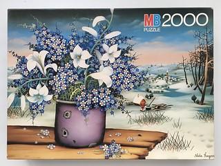 Nada Svegovic: Winter Bouquet