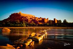 Ait Benhaddou Long exposition (Riccardo Maria Mantero) Tags: mantero riccardo maria city landscape marrakech morocco travel riccardomantero riccardomariamantero