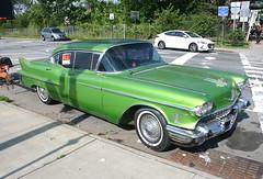 FLKGreenGoblin (Tom Turner - NYC) Tags: green automotive vintage classic preserved forsale tomturner statenisland newyork nyc bigapple usa unitedstates forestave perkins