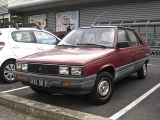 1983 RENAULT R11 GTL Phase I