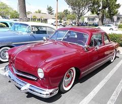Shoebox Custom (bballchico) Tags: ford shoebox custom westcoastkustomscruisinnationals carshow santamariaca
