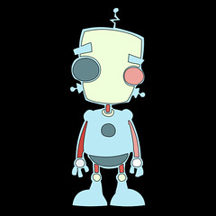 robot 42 icon (kwippe) Tags: icons clipart vector