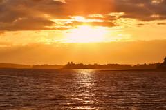 2lip (maarcinwu) Tags: sunset sail sailing summer canon6d 135mmf2l lake